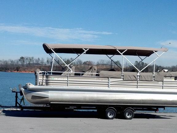 Boat Tops | CUSTOM INTERIORS & CANVAS, INC